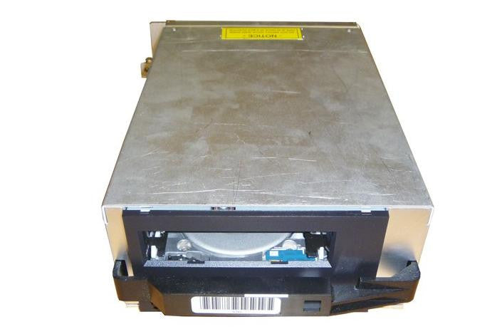 ADIC 8-00406-01 LTO3 SCSI Tape Drive IBM with Tray for i2000 Library