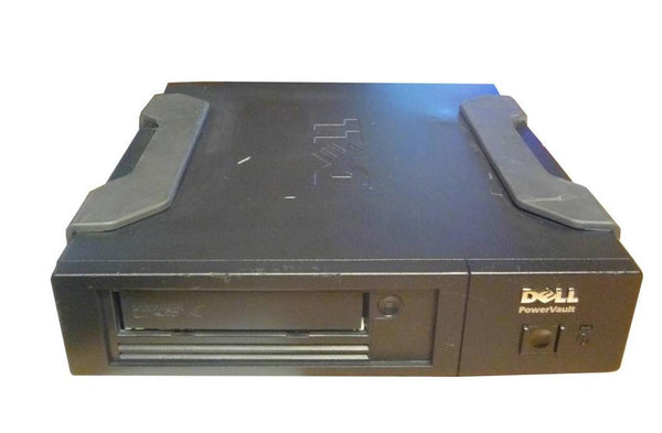 DELL 86H4Y Powervault LTO4 HH SAS External Tape Drive 45E1027 LTO4-EH1