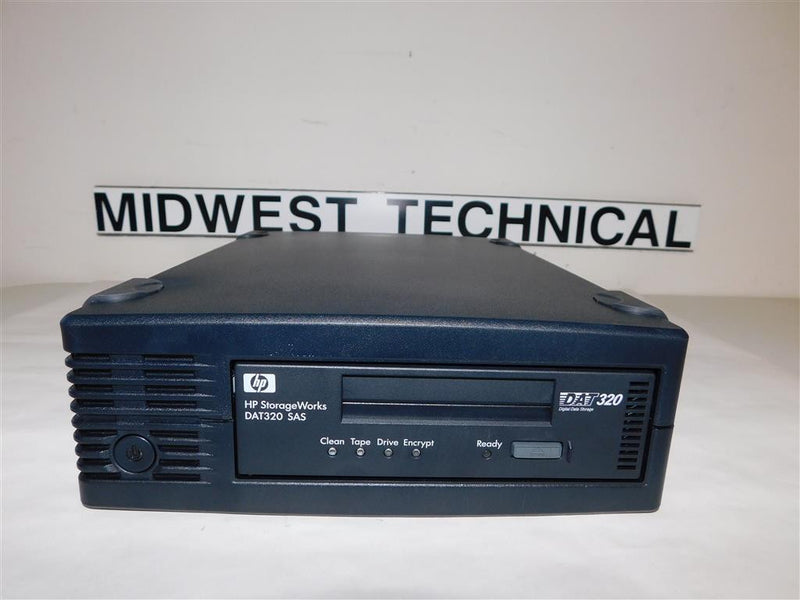HP AJ828A DAT320 SAS External Tape Drive