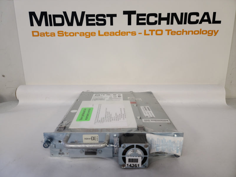 HP AK383B LTO4 SAS Tape Drive in Tray 1/8 G2 MSL2024 MSL4048 695112-001