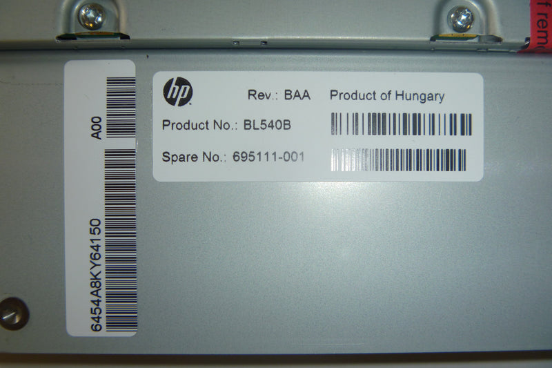 LTO5 SAS Tape Drive for HP MSL2024