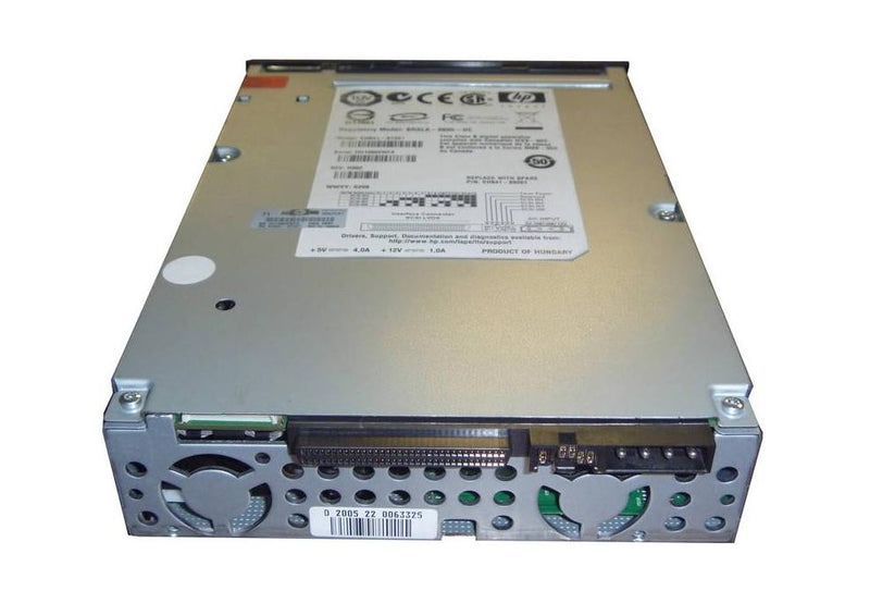 HP  LTO3 HH LVD SCSI Tape Drive EH841A EH841-67201 443583-001 LTO-3