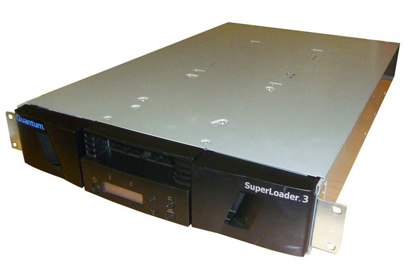 Quantum ER-SF1WA-YF Superloader 3 with VS160 LVD SCSI Tape Drive