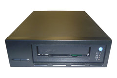 Dell IBM LTO3 SAS Half-Height External Tape Drive. Less than 10 power on hours