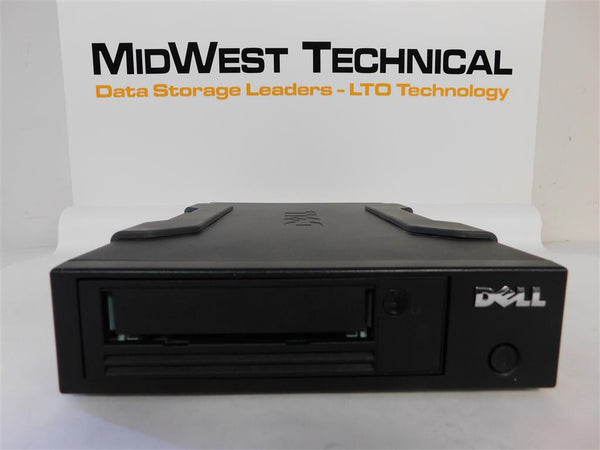 Dell MFKF0 PowerVault LTO6 HH SAS V2 External Tape Drive
