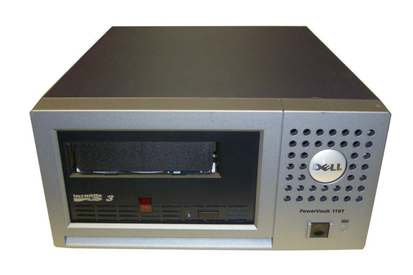 Dell LTO3 SCSI External Tape Drive, NP888, 110T