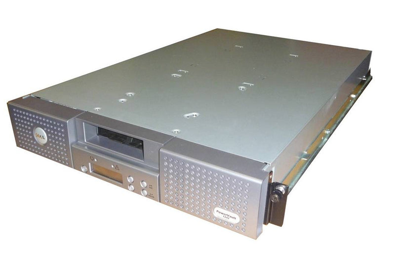 DELL Powervault 124T LTO4 SAS 8-Slot Autoloader 1Y8W9 PV124T