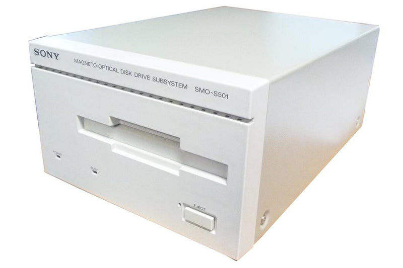 Sony SMO-S501-10 Magneto Optical Disk Subsystem