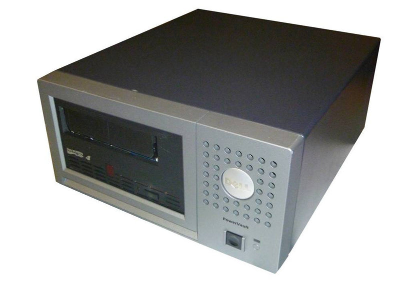 DELL Powervault T70PF PV110T LTO4 SAS External Tape Drive 95P4659