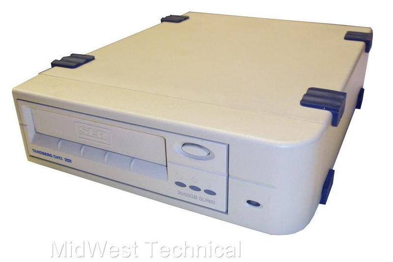 Tandberg SLR60 External Tape Drive 30/60GB Capacity
