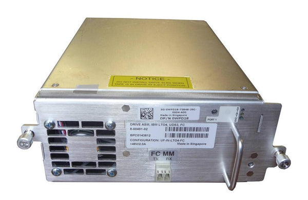 Fibre Channel LTO4 Tape Drive For DELL ML6000 library