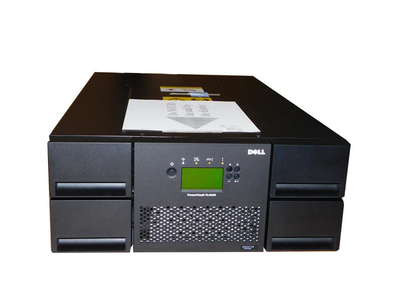 Dell WU892 PowerVault TL4000 LTO Tape Library