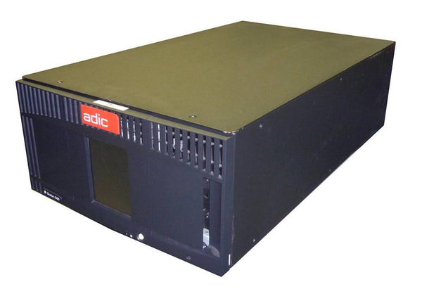 Quantum Scalar i500 Library 41-Slot 8-00370-01 with Two IBM LTO5 8Gb FC Tape Drives 8-00605-04