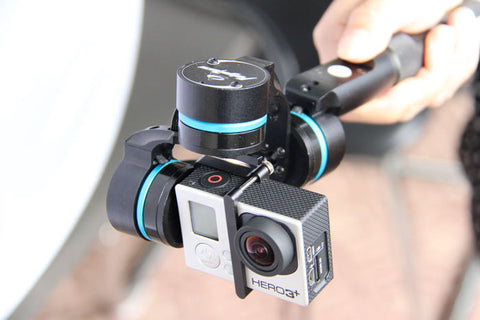 Feiyu Tech G3 3-Axis Electronic Gimbal for the GoPro Hero