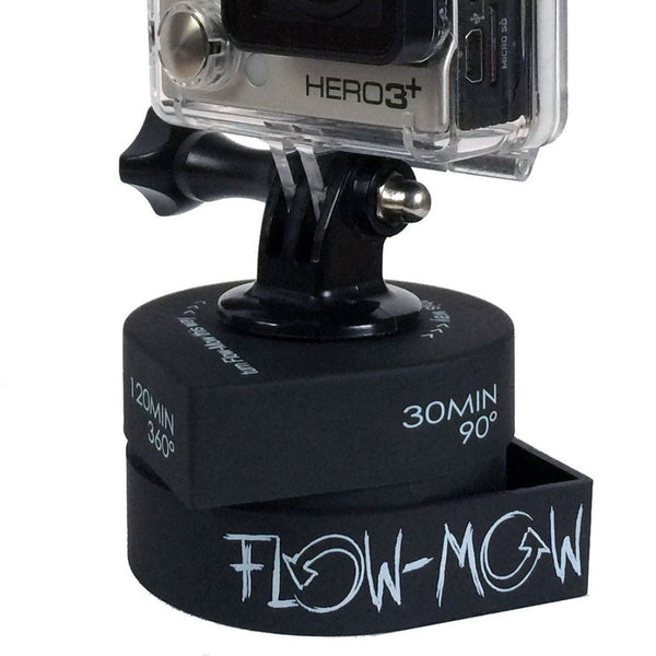 Flow-Mow Time Lapse GoPro Mount