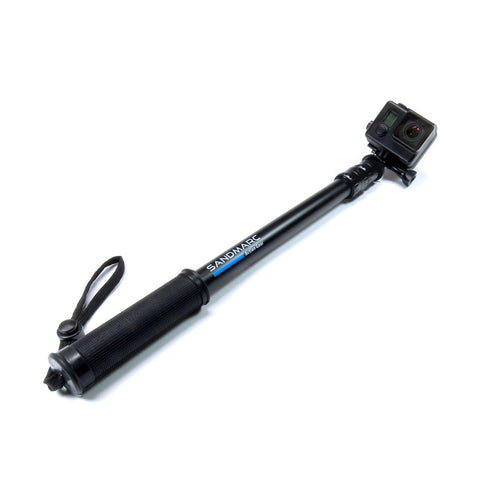 Sandmarc Telescoping Pole - Black Edition