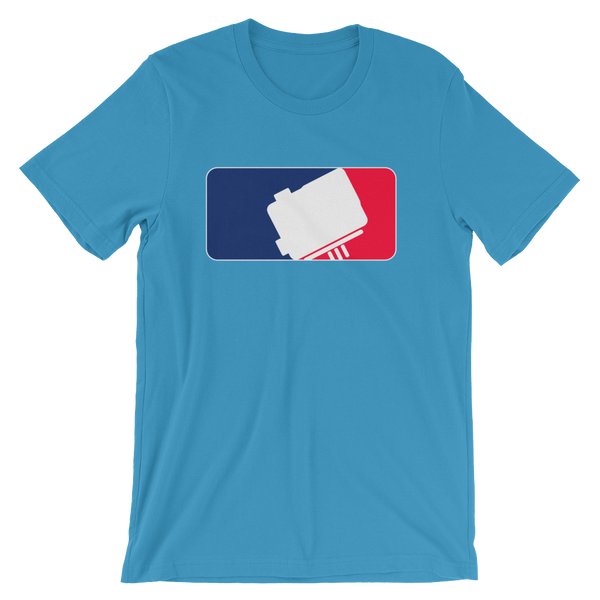 The Big Leagues GoPro Baseball T-Shirt