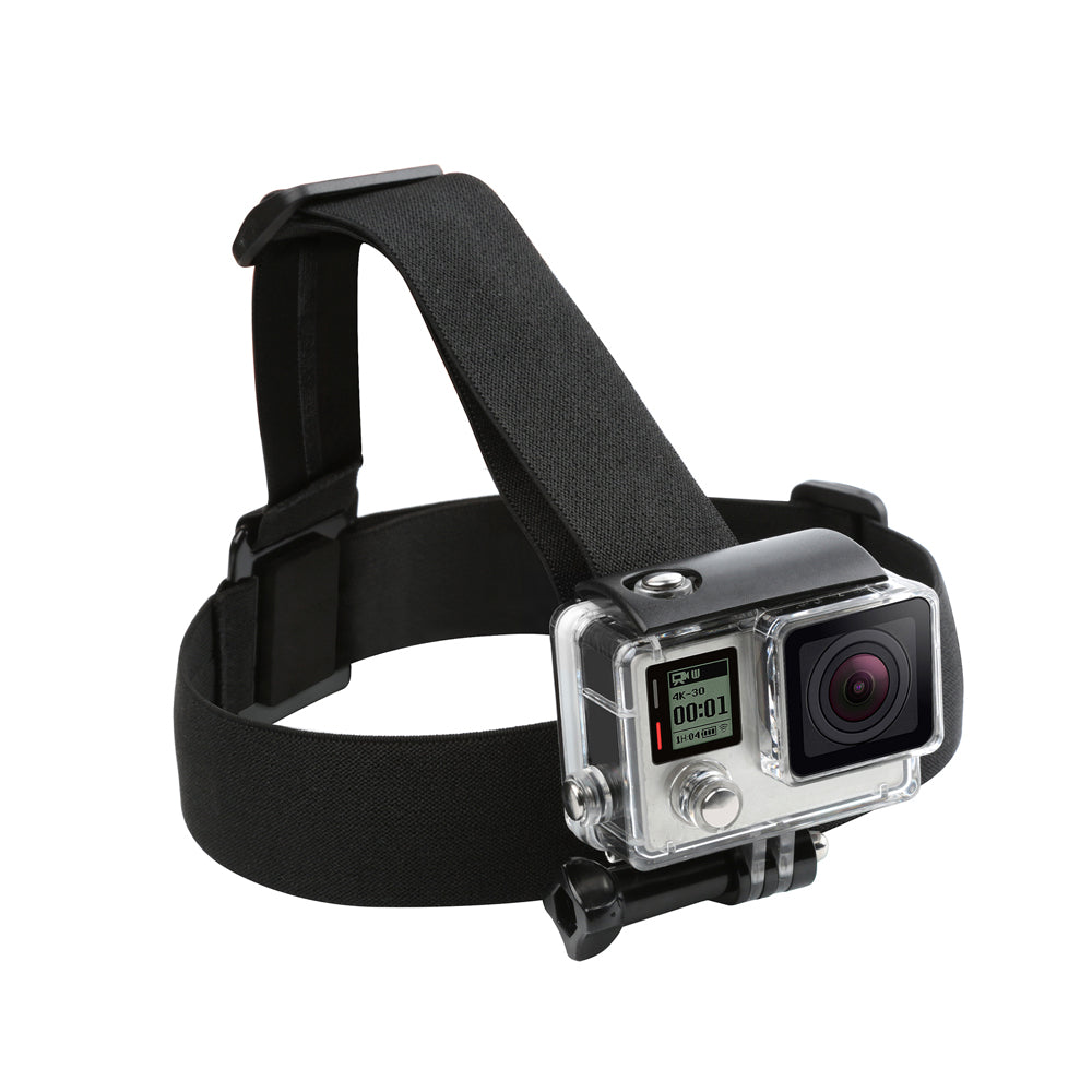 GoPro Head Strap Mount Adjustable for First Person POV
