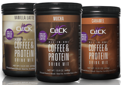 CLICK Coffee Protein Click Coffee Protein Drink