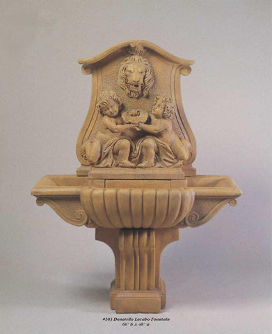 Donatello Lavabo Fountain