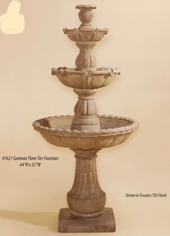 Gaetana Three Tier Fountain