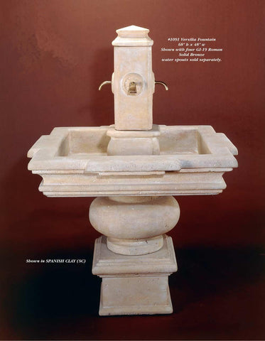 Versilia Fountain