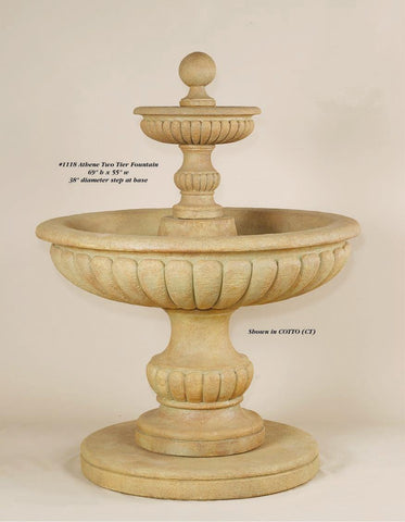 Athene Two Tier Fountain