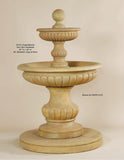 AcquaSparta Two Tier Fountain