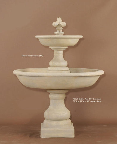 Belair Two Tier Fountain