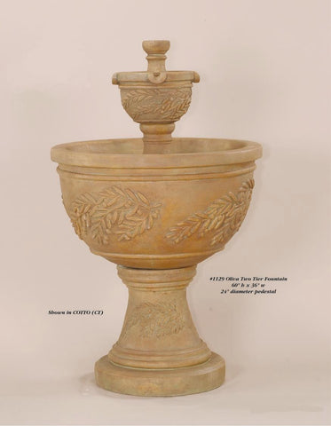 Oliva Two Tier Fountain