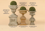 Impero, Carolands, and Regina Urns/ Pedestals