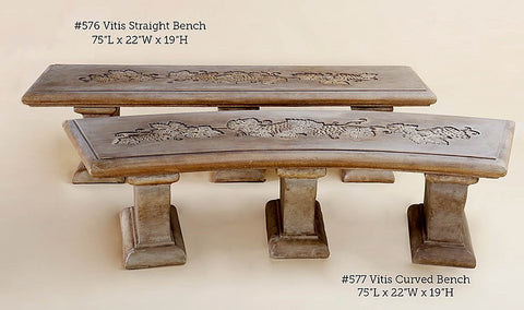 Vitis Straight Bench