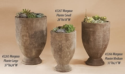 Contemporary Margaux Planter Large