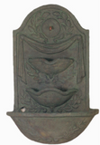 Parigi Wall Fountain - small