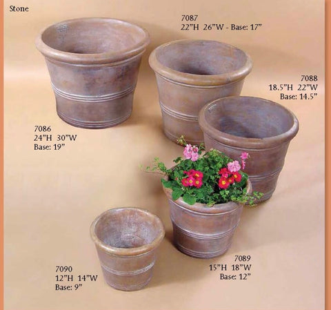 Three Ring Pots