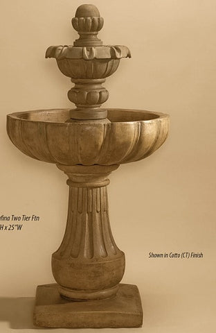 Serafina Two tier Fountain