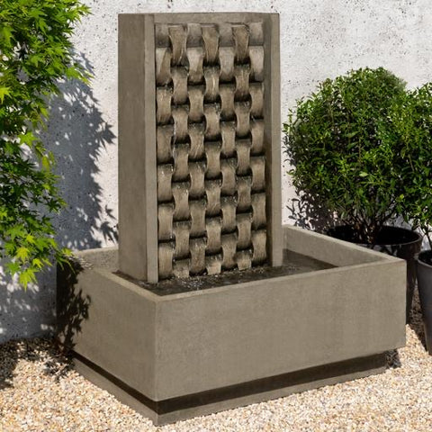 M Weave Fountain