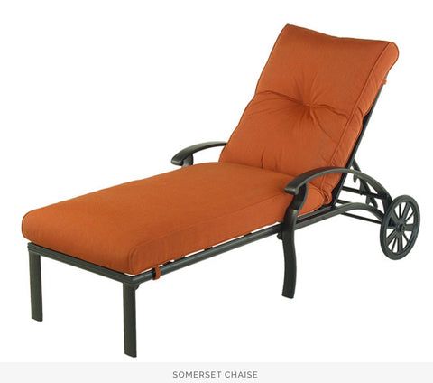 Somerset - Chaise Lounge