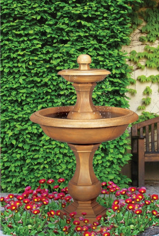 Barrington Two-Tier Fountain