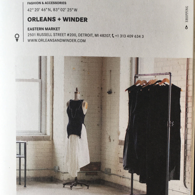 Orleans + Winder Featured in the Mercedes Me City Guide