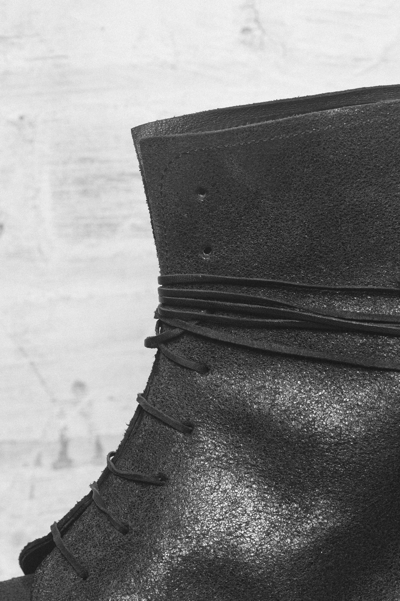 Unisex Trench Boot