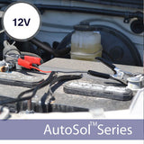 Solar Car Battery Maintainer 12V 1.2W