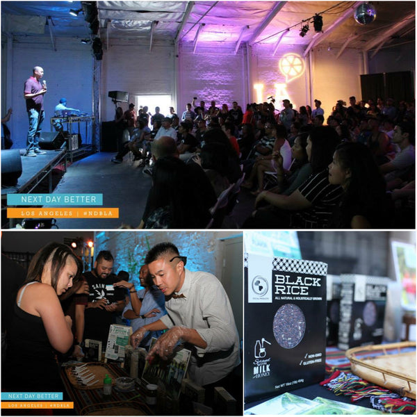 Next Day Better + LA: Food for Thought: Filipino Tastemakers