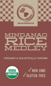 MINDANAO RED RICE MEDLEY