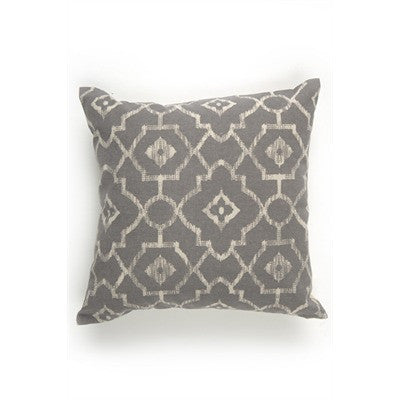 Lattice Grey Cushion