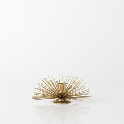 Spike Pod Candle Holder