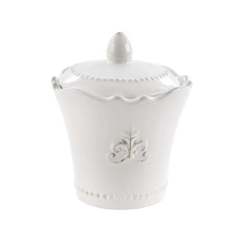 Verona Sugar Pot and Spoon