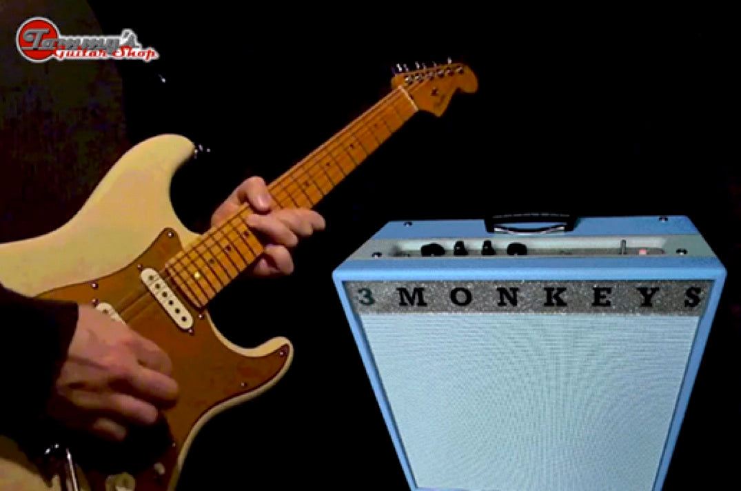 News Page 3 - 3 Monkeys Amps