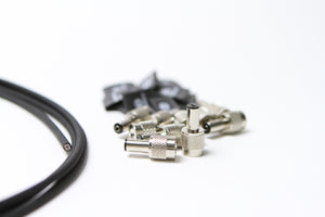 2.1mm DC Solderless Plug and Cable Connector Guitar Pedalboard