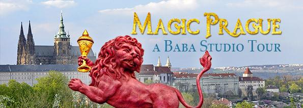 """Magic Prague"" a one week guided tour of the city of alchemy and enchantment. April 19-26, 2017. Booking payment for SINGLE room occupancy. - Baba Store - 1"